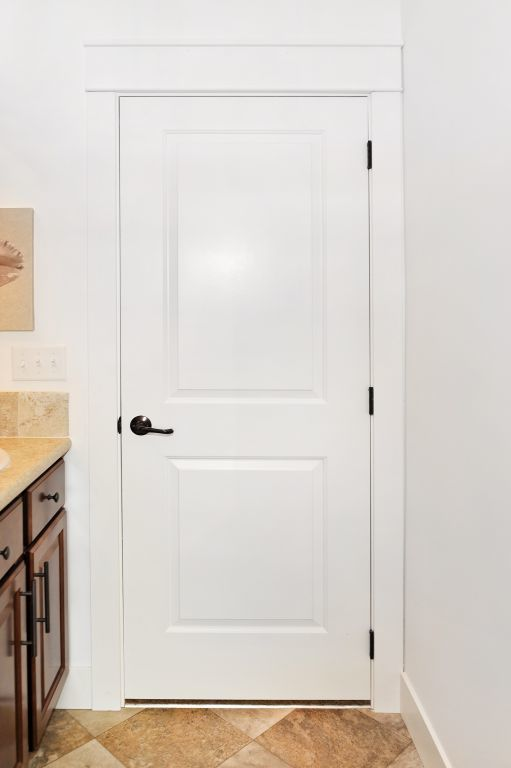 White Interior Doors white 2-panel interior door | r-anell homes