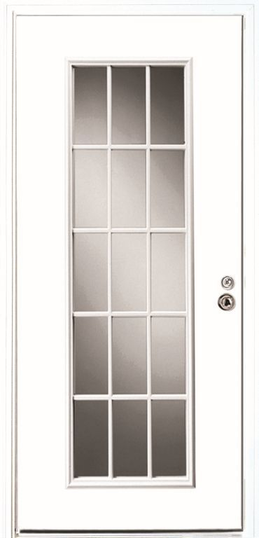 Opt 15 Lite Rear Door R Anell Homes