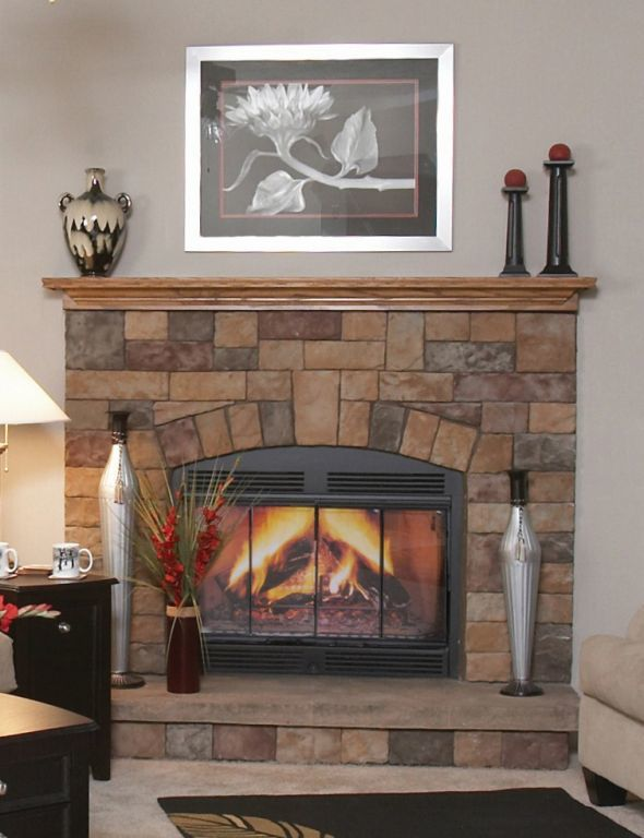 Fireplace Raised Hearth. 1  Half Canyon Mesquite Fireplace with Raised Hearth R Anell Homes