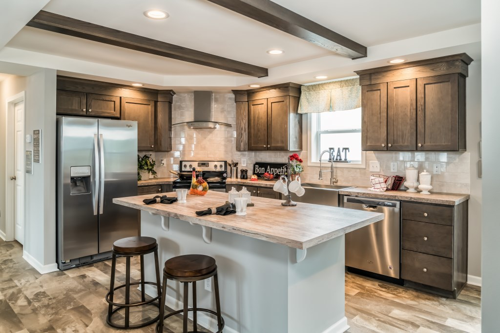 Kitchen Options R Anell Homes