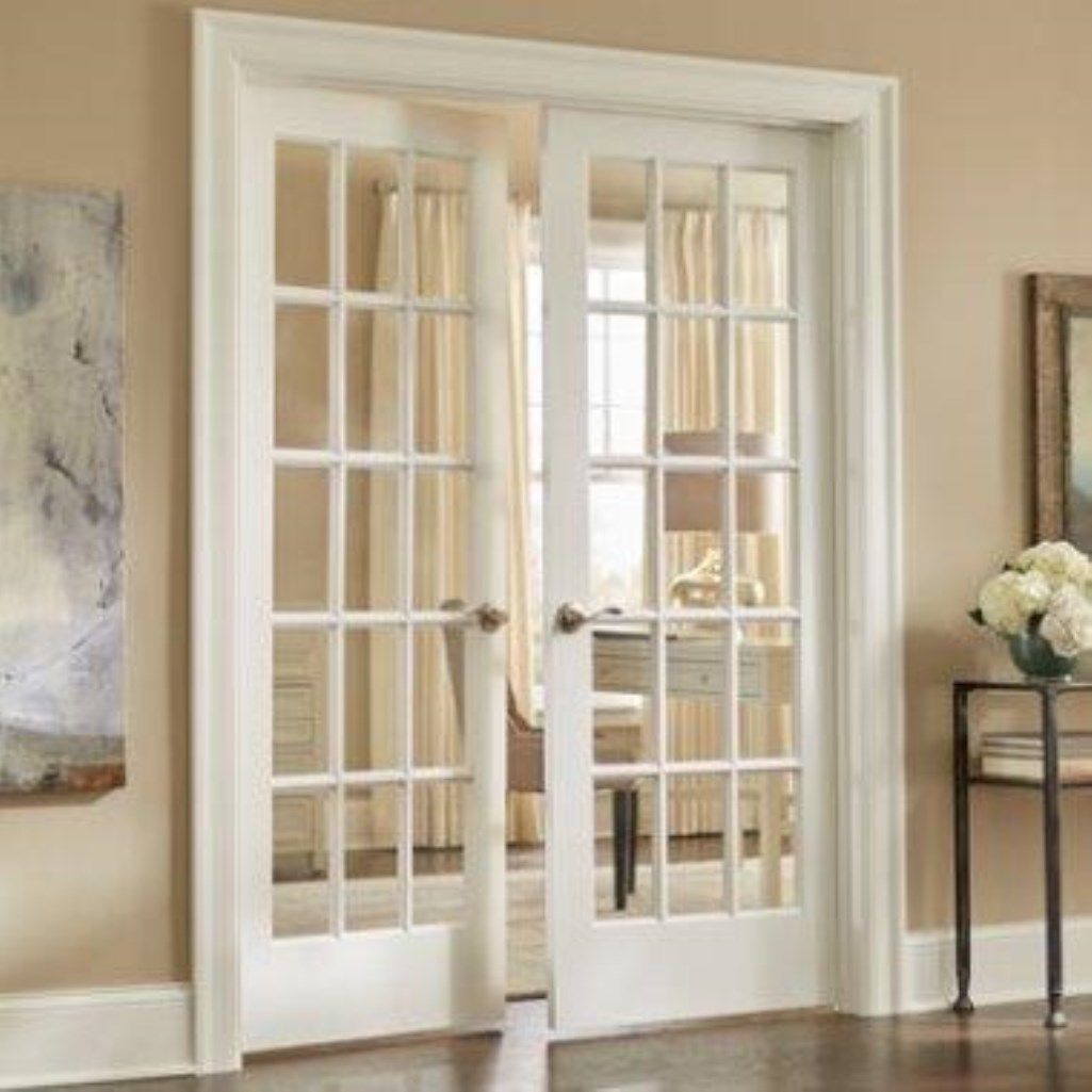Opt French Door With Grids R Anell Homes