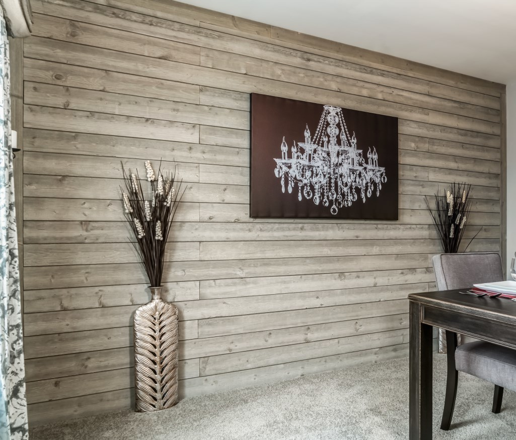 Opt Shiplap Accent Wall R Anell Homes