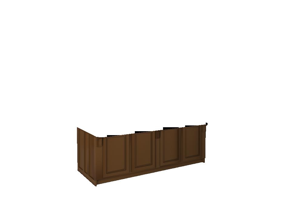 Mocha Maple Glazed Raised Panel