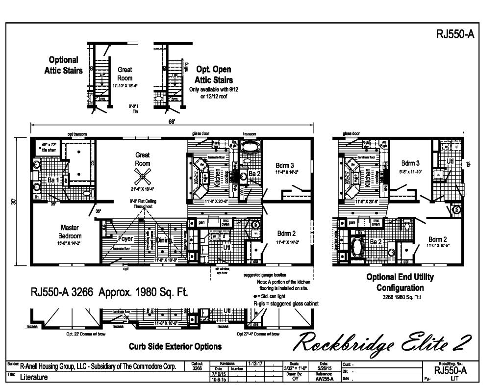 Rockbridge modular homes rockbridge elite 2 rj550a for Elite house plans