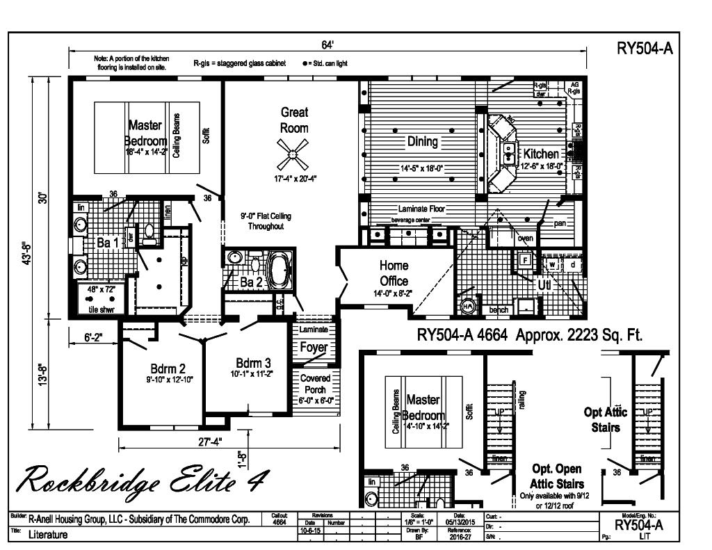 rockbridge modular homes - rockbridge elite 4